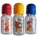 Primamma Glasflasche 120ml, Milchsauger (0-7 M.), -----...