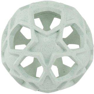 """Naturkautschuk """"Sternen-Ball mint"""", ab Geburt, recycled Naturkautschuk"""
