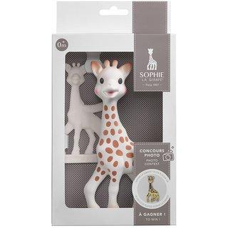 """Set """"Sophie la girafe + Giraffen-Beißring"""" - die Giraffe Sophie"""